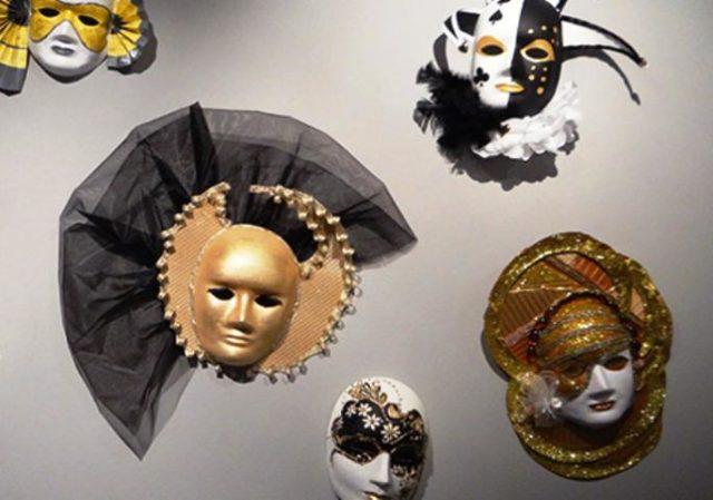 Otvorenje izložbe karnevalskih maski