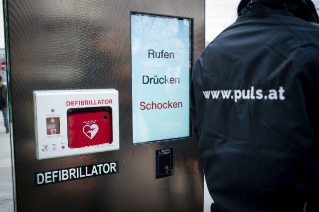 U Beču javni defibrilatori spašavaju živote