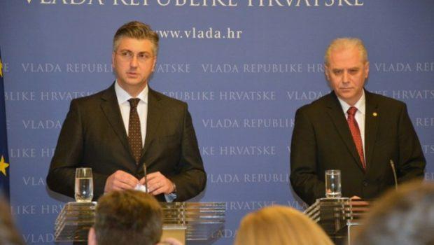 Cvitan, Plenković
