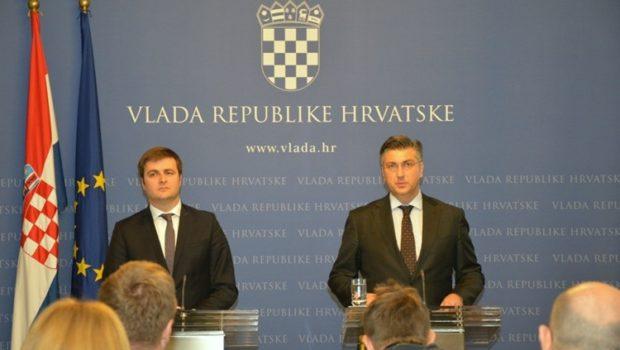 Plenković, vlada