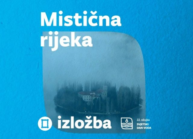 Otvorenje izložbe Mistična rijeka u Drnišu