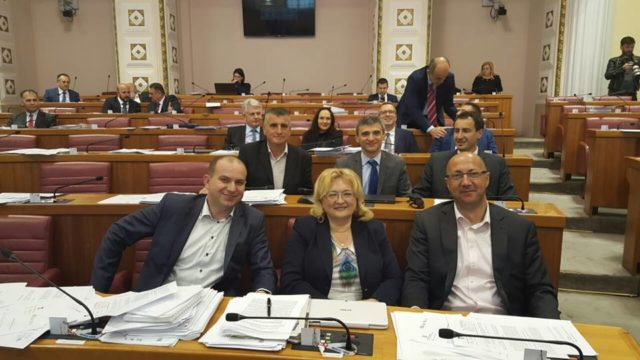 MOST okupio oporbu protiv ministrice Dalić