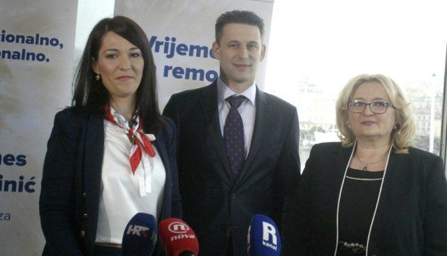 MOST pomrsio račune SDPu i HDZu  na Kvarneru