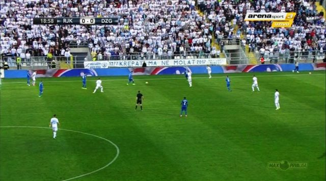Rijeka – Dinamo  1:1