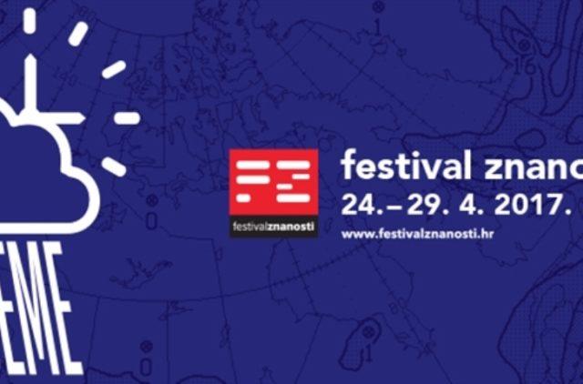 Vrijeme je za Festival znanosti