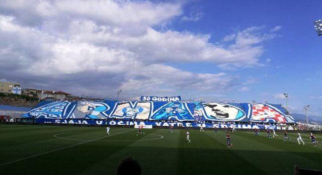 Veliko slavlje u Rijeci! Rijeka – Hajduk 2:0