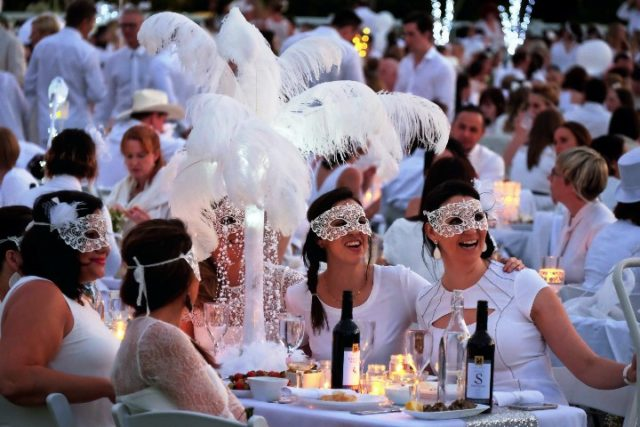 Bliži se datum premijernog izdanja večere Le Diner en Blanc