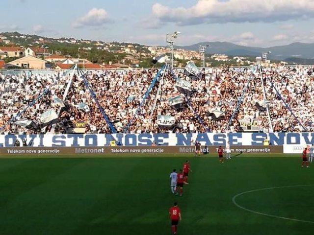 UEFA potvrdila: Rijeka može igrati Ligu prvaka na Rujevici
