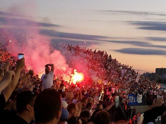 Dinamo – Rijeka 5:2, no Rijeka je uzela prvenstvo