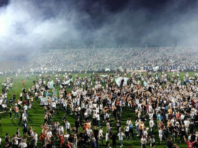 Nogometaši Rijeke osvojili su naslov prvaka Hrvatske
