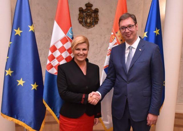 """Kolinda Grabar Kitarović : """"Moja savjest je mirna"""""""