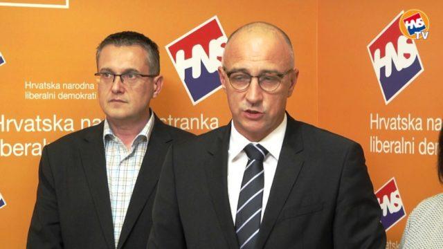 HNS: Dosta neodgovornosti, destrukcije i populizma