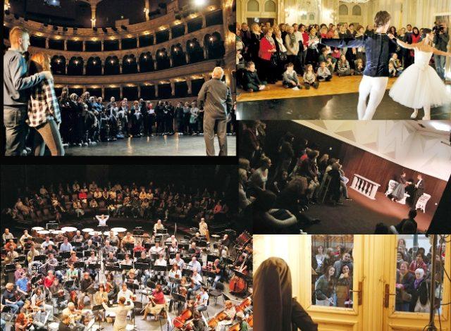 Otvaranje festivala RLJN, kazalište koje diše