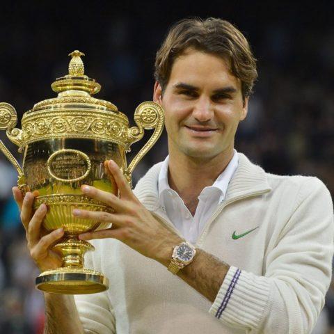 Federer na srebrnom novčiću od 20 franaka