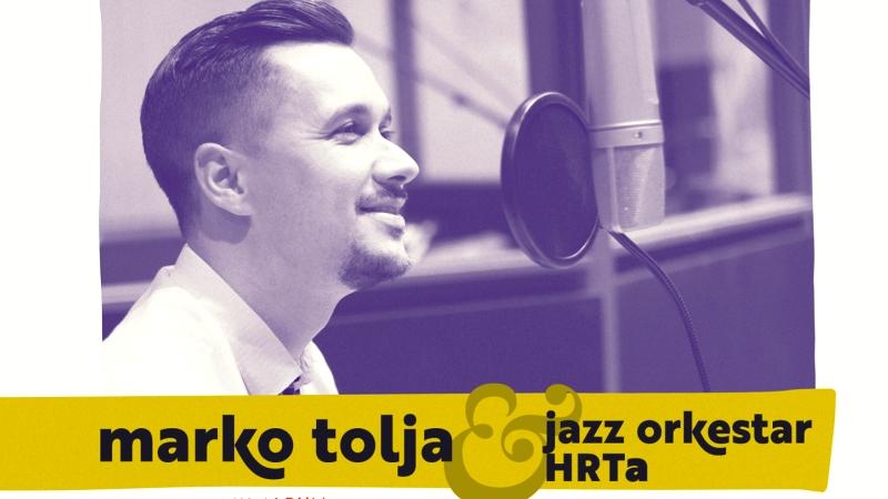 Koncert Marka Tolje & Jazz orkestra HRT-a