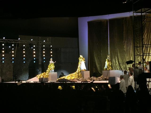 Zlatni sjaj Aide za dijamantnu obljetnicu Ljetne pozornice u Opatiji