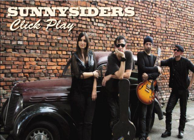 "Blues sastav Sunnysiders predstavlja CD album ""Click Play"""