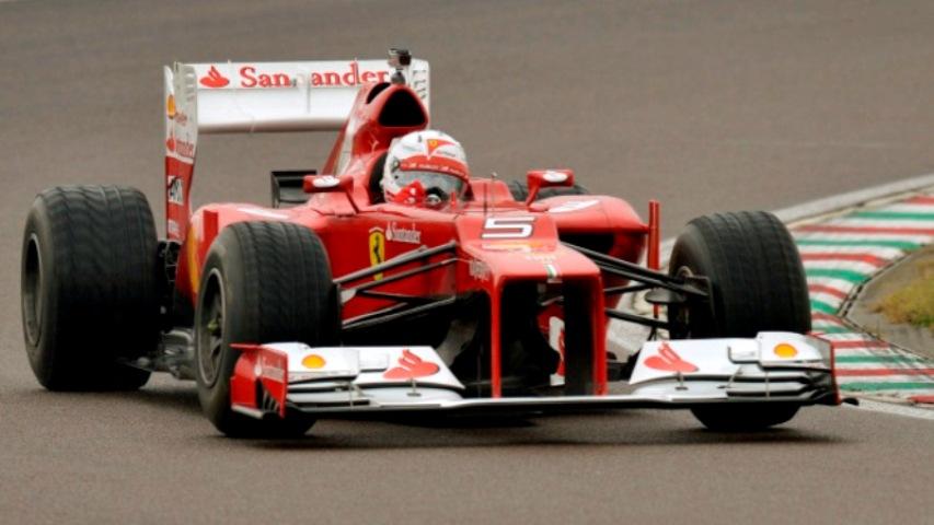 Sebastian Vettel pobijedio je u nedjelju u utrci Formule 1 za VN Brazila