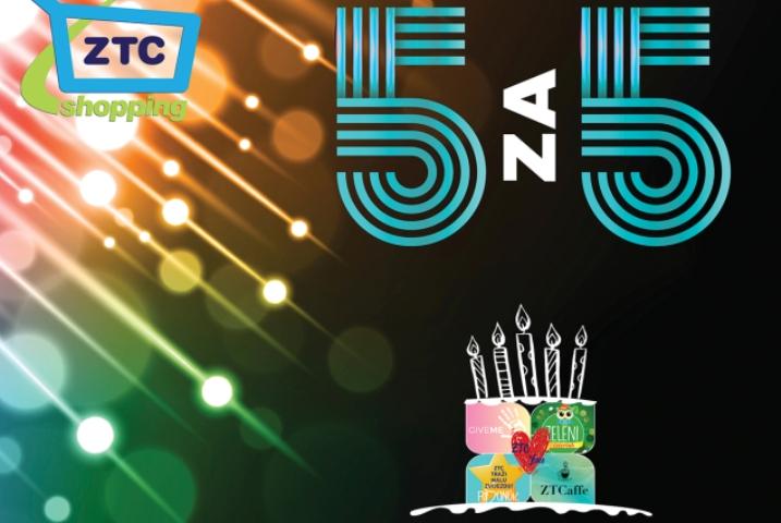 ZTC slavi 5. rođendan