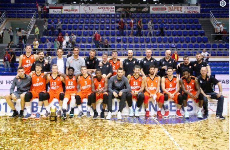 Cedevita osvojila Superkup ABA lige