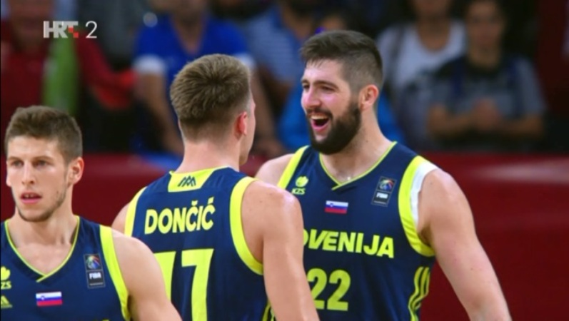 Slovenija deklasirala Španjolsku za finale EuroBasketa!