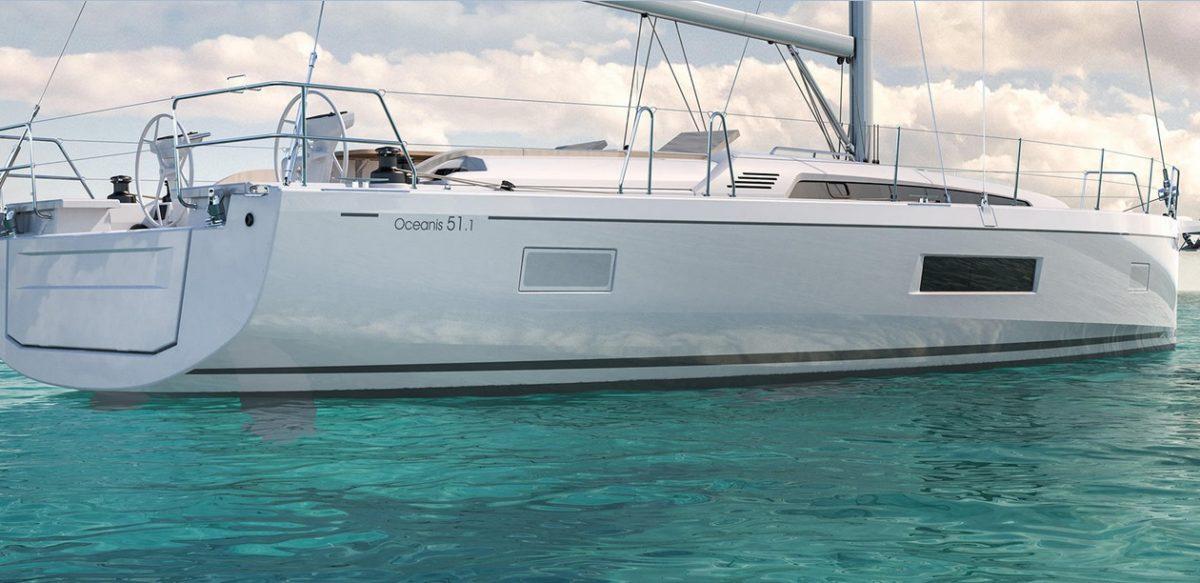 Najviše odševljenja za jedrilicu Beneteau Oceanis 51.1