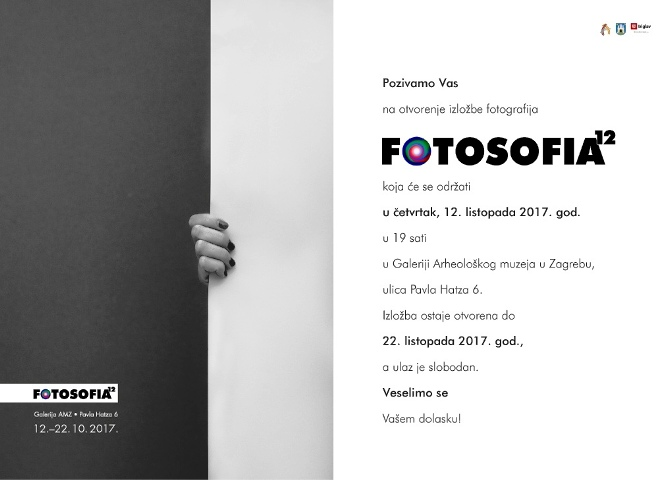 Otvorenje izložbe fotografija seminarista Fotosofije12 u Galeriji AMZ