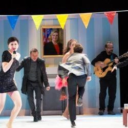 Kazališna predstava 'Jedan sluga, dva gospodara' u Opatiji