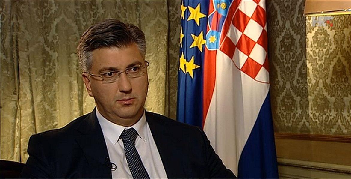 Predsjednik Vlade Andrej Plenković čestitao Dan neovisnosti