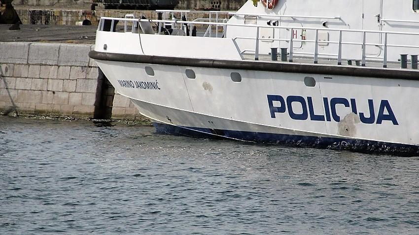 Hrvatska policija u Istri brani hrvatske ribare