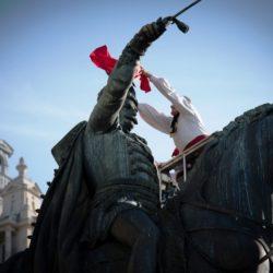 Festival Dani kravate kulminirao proslavom na Europskom trgu