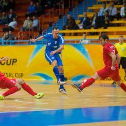 Nacional protiv Sportinga u UEFA Futsal cupu