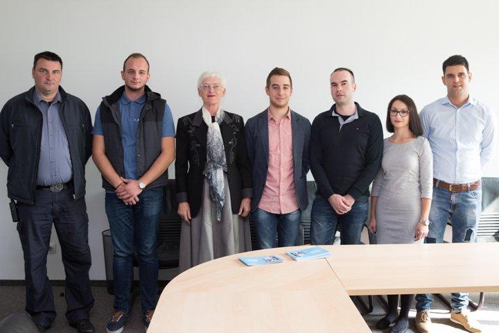TVZ podijelio šest stipendija vatrogascima
