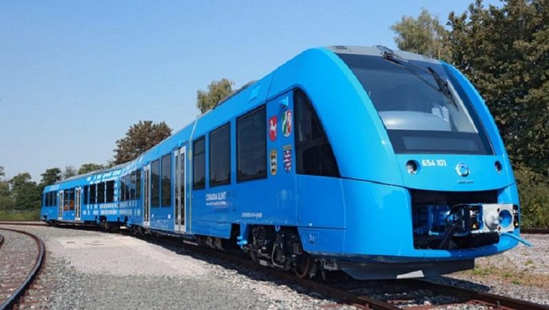 Njemačka prva uvodi putnički vlak na vodik