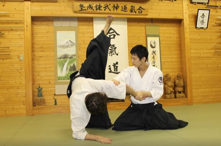 """Zanimljiv video uradak """"Što je Aikido?"""""""