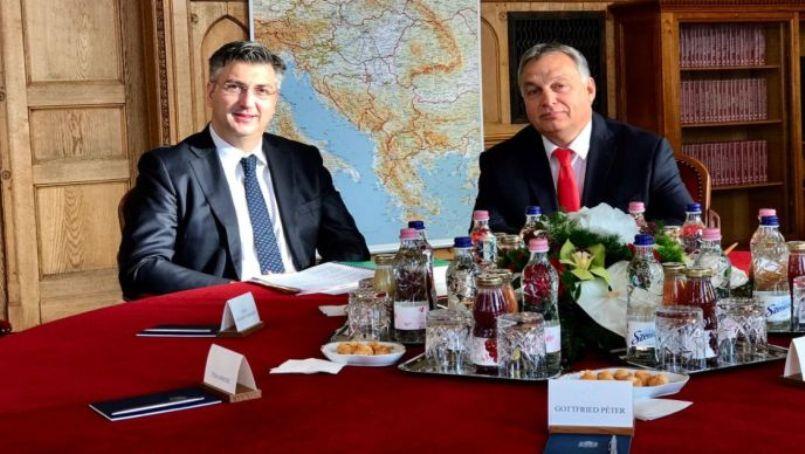 Hrvatska i Mađarska prijatelji bez obzira na INAu