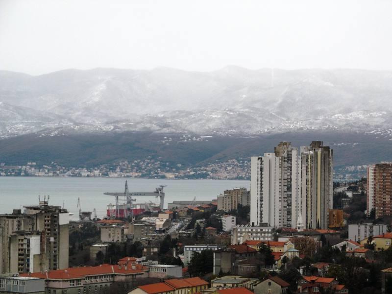 Rijeka dobiva najskuplju cestu u povijesti Hrvatske