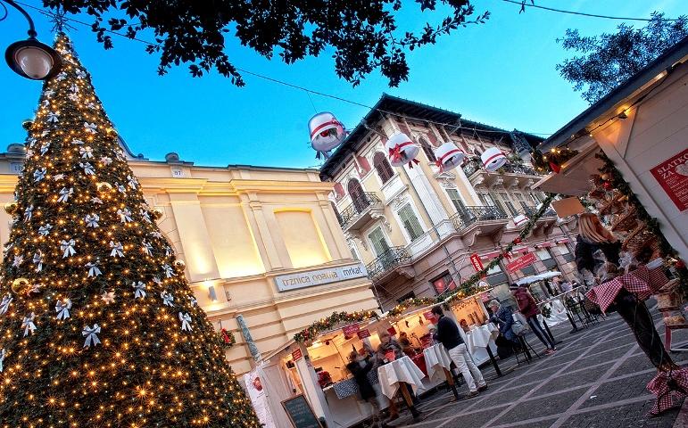 Božićni blagdani u Opatiji – najava događanja