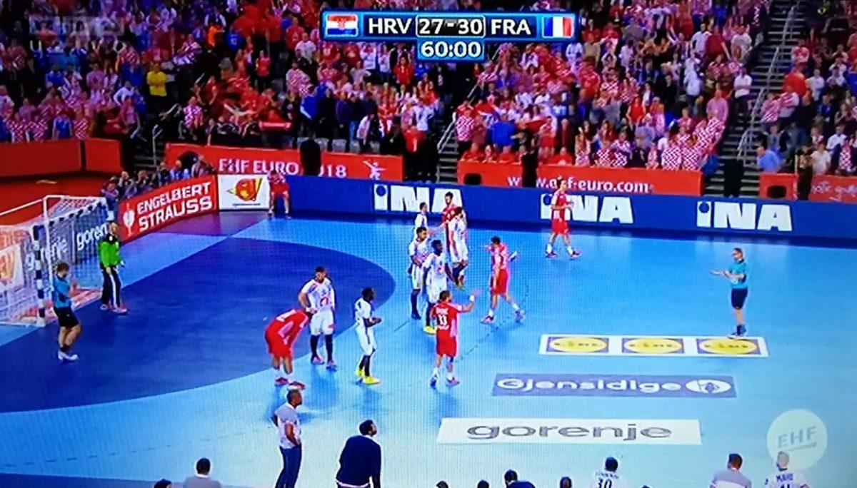 Pobjednička igra Francuske, ali i Hrvatska nije bila loša