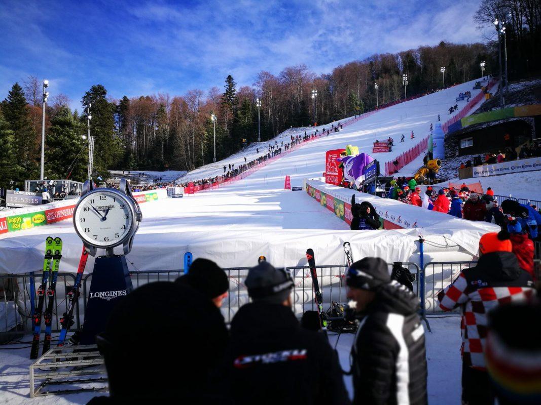 Šest hrvatskih skijaša i jedna skijašica na startu Snježne kraljice