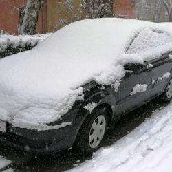 Snijeg prekrio veći dio Hrvatske