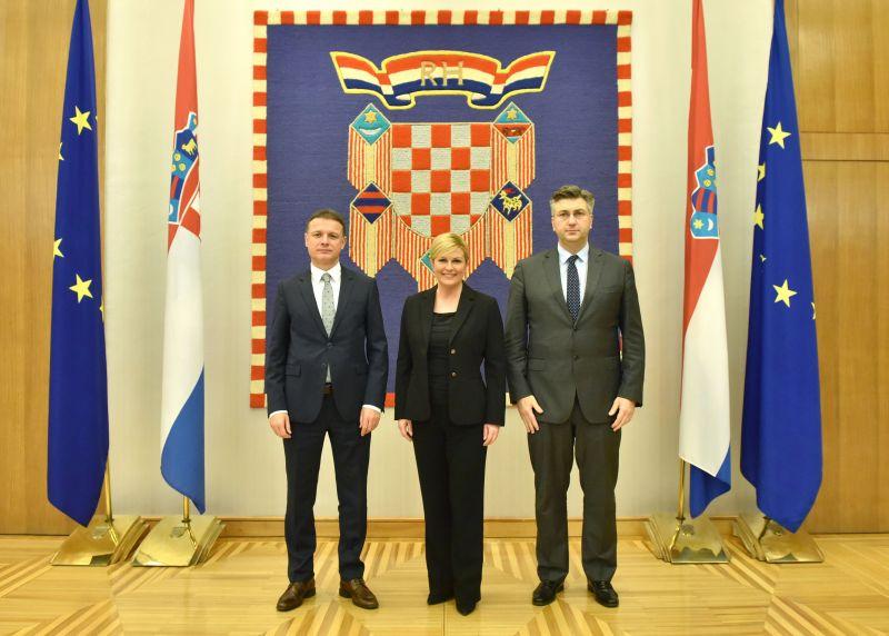 Državni vrh konačno i službeno zajedno