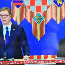 Radikal Vučić razumije Srbe teroriste koji su bombardirali Hrvatsku