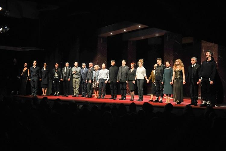 Brojni poznati na premijeri predstave Open on u Kazalistu Komedija