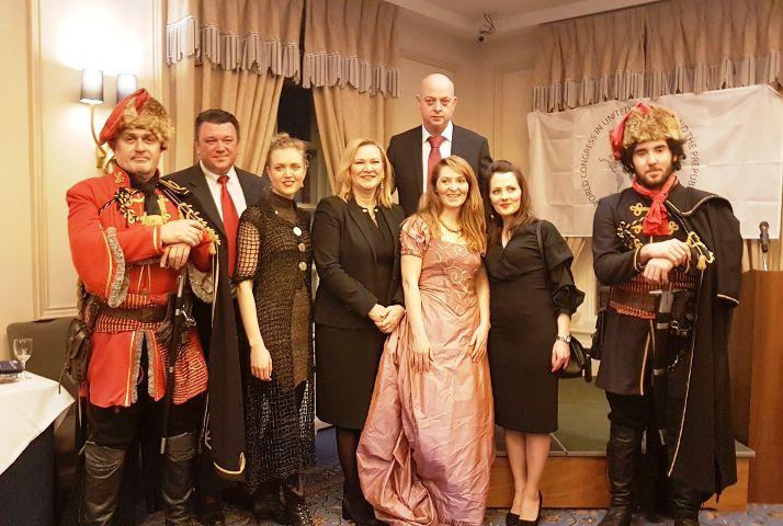U Londonu održan gala event Hrvatska kroz povijest
