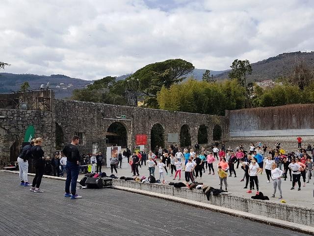 Održan završni trening Izazova – Zdrav život postaje navika u Opatiji!