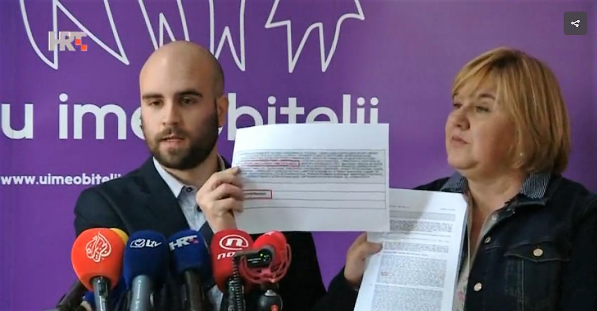 Plenković laže da je ratifikacija Istanbulske nastavak politike HDZ-a