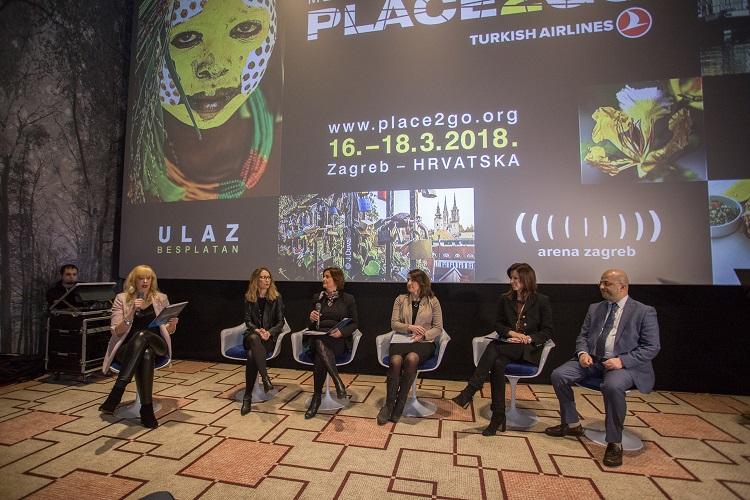 Uskoro sedmi Međunarodni sajam turizma PLACE2GO u Zagrebu