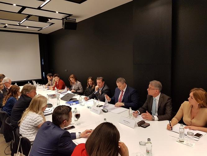 Održan susret s direktorima inozemnih predstavništava Hrvatske turističke zajednice