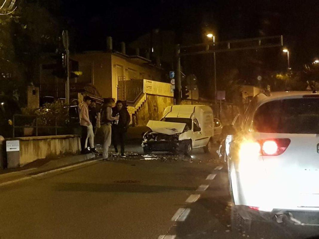 Novi semafor u Opatiji i prva nesreća